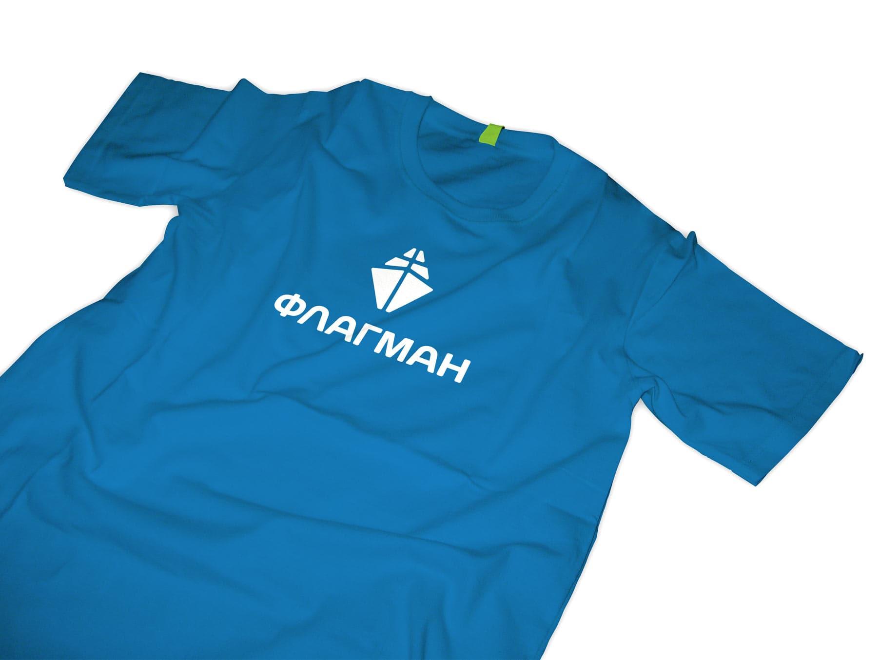 FLAGMAN_T-shirt